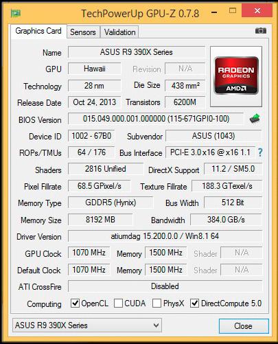 GPU-Z-Nominal