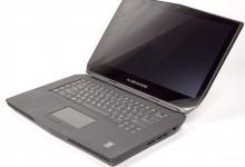 Обзор игрового ноутбука Dell Alienware 15 – на верном пути