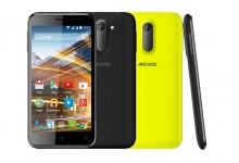 Обзор смартфона Archos 50c Neon