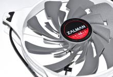 Обзор корпусного вентилятора Zalman ZM-DF14