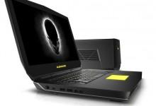 Компания Dell представила новы игровые системы Alienware в России