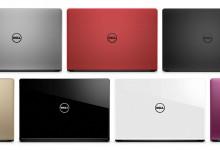 Компания Dell представила новые модели ноутбуков Dell Inspiron и XPS на российском рынке