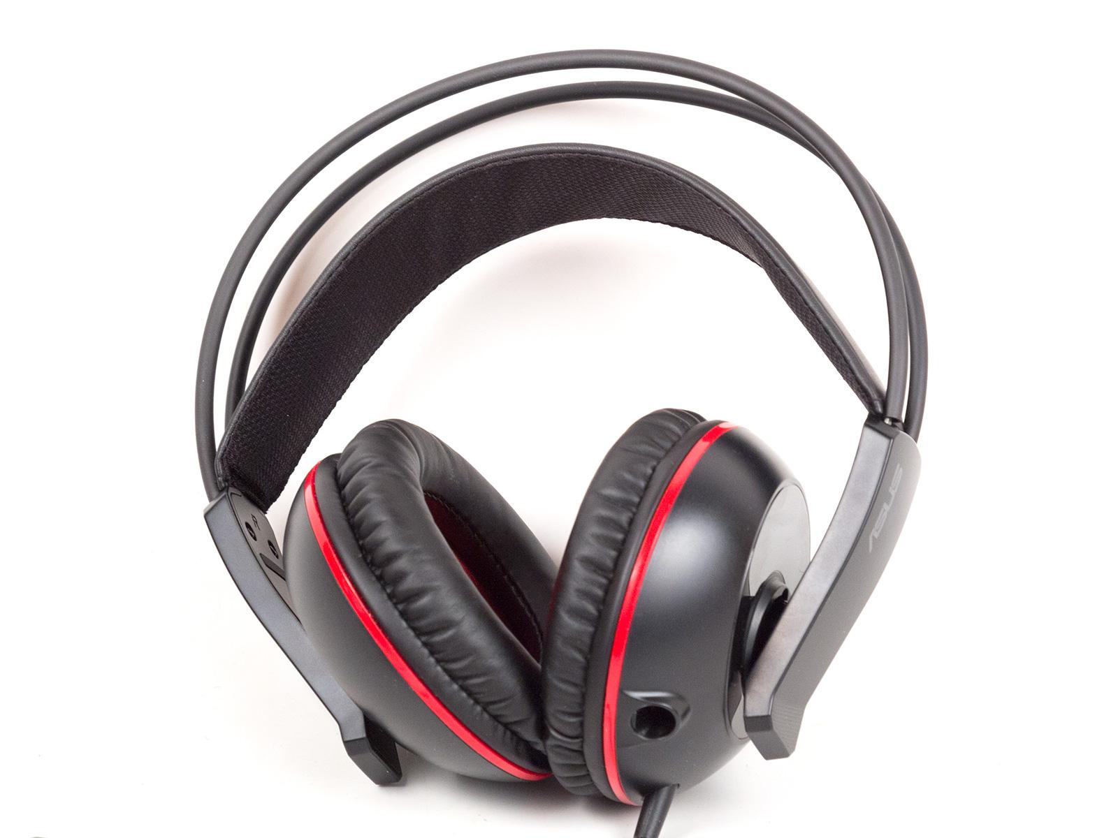 Гарнитура ASUS Cerberus V2 Red-Black 90yh015r-b1ua00
