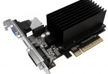 Компания Palit представила линейку видеокарт GeForce GT 710