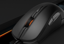 Обзор игровой мышки SteelSeries Rival 300