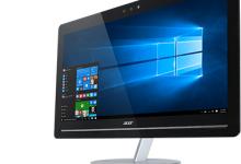 Acer представляет свой первый моноблок с 3D-камерой