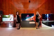 Компания LG представила новые OLED и Super HD телевизоры, а также аудиосистемы