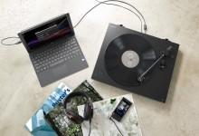 Виниловый проигрыватель Sony PS-HX500 сумеет оцифровать пластинки в Hi-Res Audio