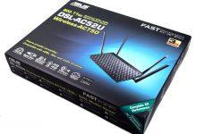 Обзор роутера ASUS DSL-AC52U – последний из ADSL'я.