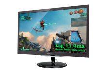 Обзор игрового монитора с поддержкой AMD FreeSync ViewSonic VX2757-mhd