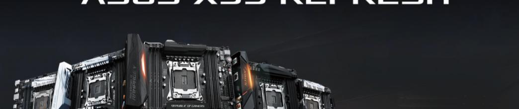 ASUS представляет новые материнские платы с чипсетом intel X99