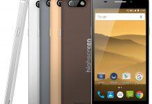 Highscreen Power Five Evo – новый смартфон с огромной батареей