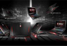 MSI представила новые игровые ноутбуки в салоне «Porsche»
