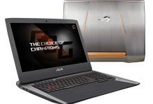 Компания ASUS представила обновленные продукты с графической системой NVIDIA серии GeForce GTX 10 на базе Pascal