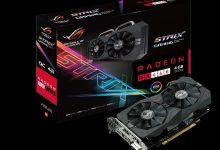 Обзор видеокарты ASUS ROG Strix Radeon RX 460