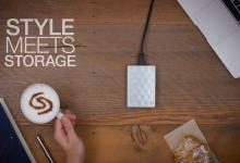 Обзор внешнего жёсткого диска Seagate Ultra Slim 1 Тбайт