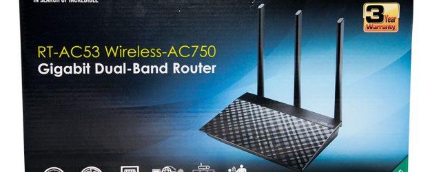 Обзор роутера ASUS RT-AC53 – дешевле не будет!