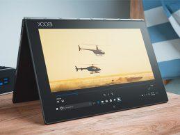 Lenovo представила в России планшеты 2-в-1 Lenovo Yoga Book