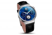 Обзор часов Huawei Watch