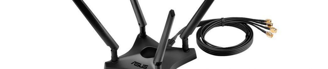 Обзор ASUS PCE-AC88 (AC3100) – быстрого Wi-Fi адаптера с интерфейсом PCIe