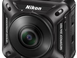 Nikon объявила о старте продаж экшн-камеры KeyMission 360 в России