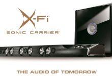 Creative представила новую High-End аудиосистему Х-Fi Sonic Carrier
