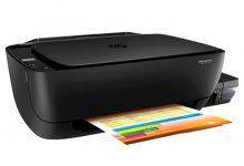 HP представила новую серию МФУ HP DeskJet GT с фирменной системой непрерывной подачи чернил