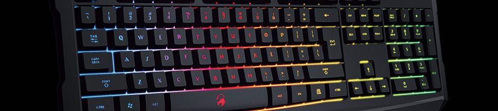 Обзор игровой клавиатуры Genius Skorpion K20