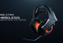 Обзор ASUS ROG Strix Wireless