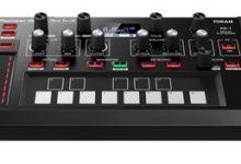 TORAIZ AS-1 — монофонический аналоговый синтезатор