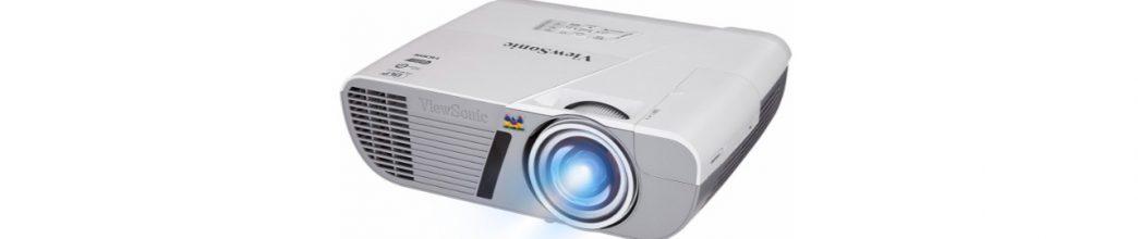 Обзор короткофокусного проектора ViewSonic PJD6352LS