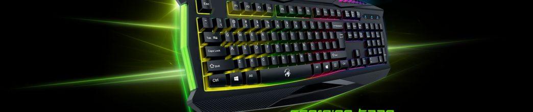Обзор игровой клавиатуры Genius Scorpion K220