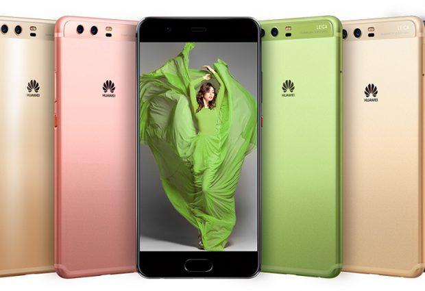 Huawei P10 и P10 Plus – новый флагманы Huawei доступны в России