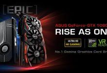 Геймерские видеокарты ASUS ROG Strix GeForce GTX 1080 Ti и Turbo GeForce GTX 1080 Ti