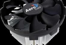 Новая линейка кулеров Aero Cool