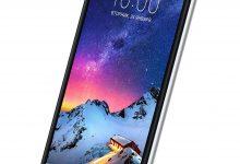 Смартфон LG K8 в России