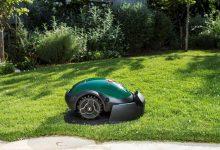 Robomow RX новая линейка роботизированных газонокосилок