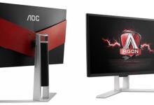 Игровой монитор AOC AGON AG271UG 4K IPS