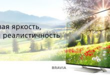 Телевизоры 4K HDR Sony BRAVIA на базе Android TV™ 6.0