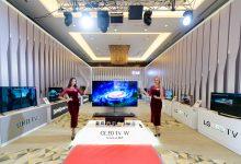 Компания LG представила новую линейку OLED-телевизоров и аудиосистем