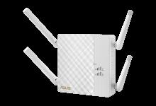 Двухдиапазонный высокоскоростной повторитель ASUS RP-AC87