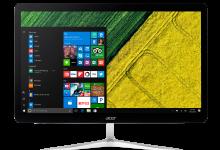 Ультратонкие моноблоки Acer Aspire U27 и Aspire Z24