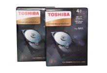 Обзор жёсткого диска TOSHIBA N300 – 4Тб для сетевых хранилищ.