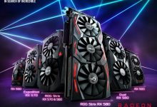 Видеокарты ASUS на базе Radeon RX 500 серии