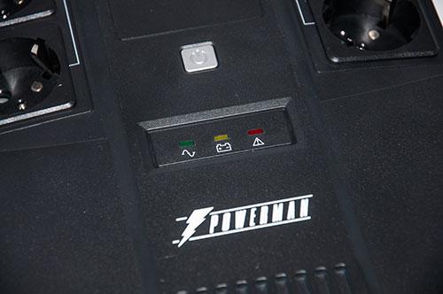 Обзор ИБП Powerman Brick 800 – настоящий «кирпич»!