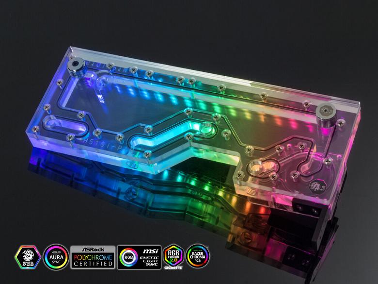 Bitspower Touchaqua Sedna H510i
